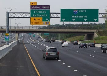 I-95 Express Toll Lane ETL