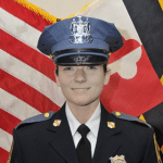 Officer Amy Caprio Recruit Photo