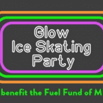 Avenue Glow Ice Skating Party