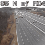 I-95 Crash 20190107 White Marsh