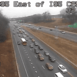 I-695 Crash Baltimore 20190222
