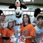 Opening Day Orioles Chick Fil A 2019