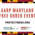 AARP Shred Event Perry Hall