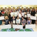 BCPS Clean Green 15 Winners