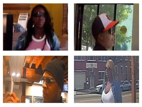 Mod Squad Bank Robbers FBI Baltimore