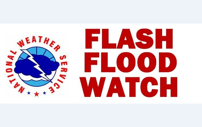 NWS Flash Flood Watch