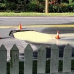 Silver Spring Road Sinkhole