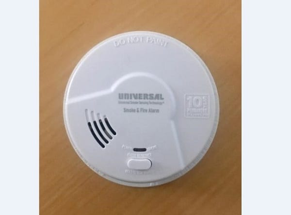 Universal Security Instruments Smoke Detector