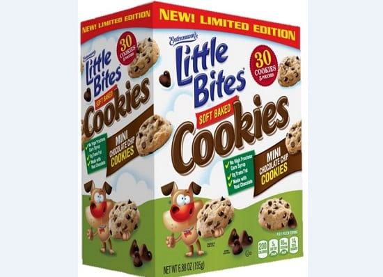 Entenmanns Little Bites Cookies