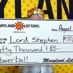 Lord Stephen Essex Lottery
