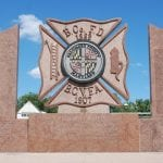 BCoFD Memorial Shrine Baltimore County Fire
