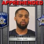 Devin Scott Arrested