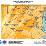 NWS Baltimore Weather 20190910