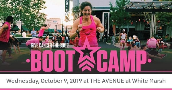 The Avenue Boot Camp Cancer 201910