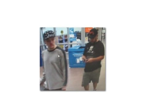Fallston WalMart Shoplifting Suspects