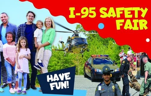 I-95 Safety Fair Header