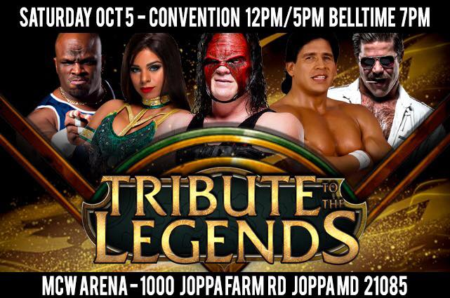MCW Tribute to Legends 20191005