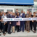 Chase Bank Perry Hall Ribbon Cutting