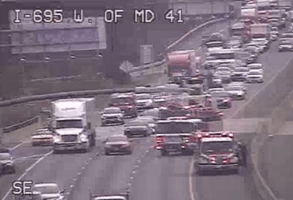 I-695 Medical Emergency 20191118