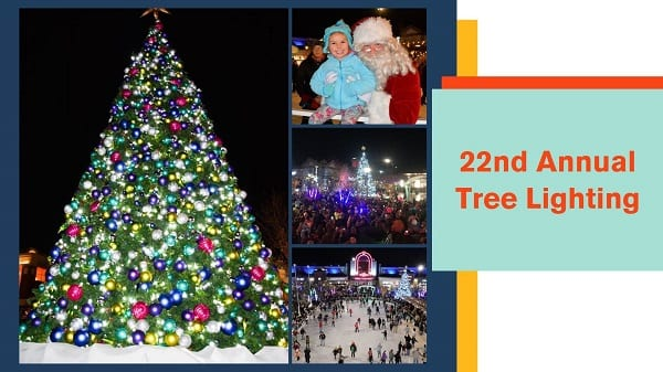 The Avenue Tree Lighting 2019