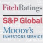 Fitch S and P Moodys