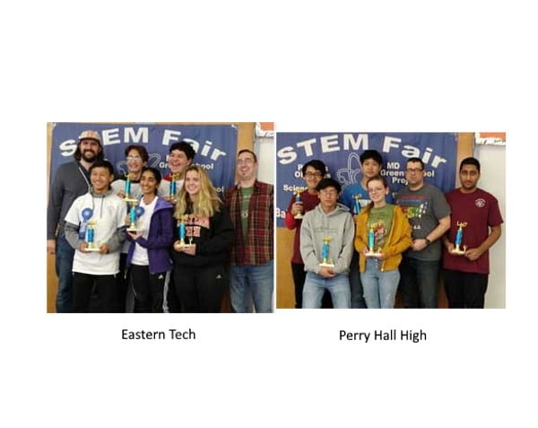 Eastern Tech Perry Hall High Superhero Science Fair 2020