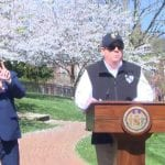Governor Larry Hogan Stay At Home Order 2020