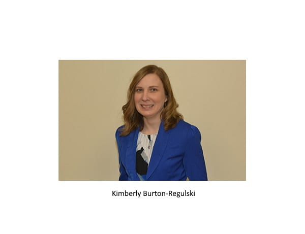 Kimberly Burton-Regulski Eastern Tech