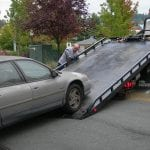 Tow Truck Towing