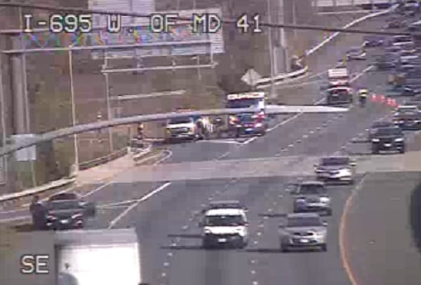 I-695 Crash Perring 20200420