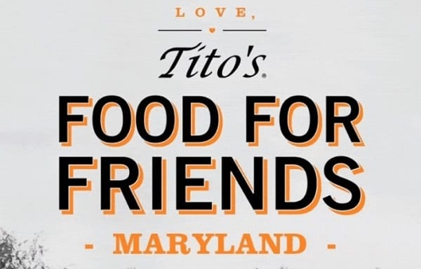 Titos Food for Friends