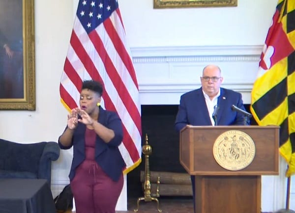 Governor Larry Hogan Update 20200729
