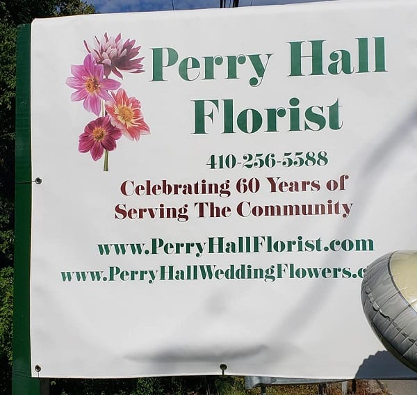 Perry Hall Florist 60th Anniversary 20200728