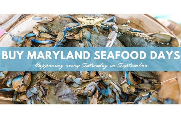 Buy Maryland Seafood Days
