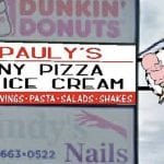 Pauly's NY Pizza Ice Cream Carney