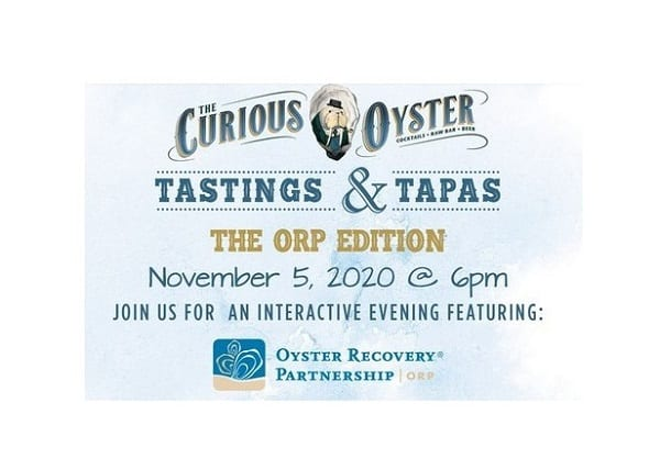 Curious Oyster Tastings Tapas