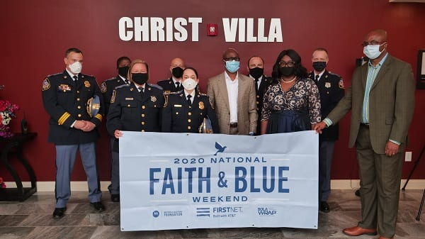 Faith and Blue 2020 Christ Villa