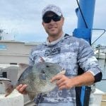 Logan Liddick Gray Triggerfish