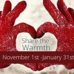 Education Foundation BCPS Share the Warmth 2020