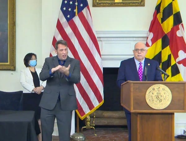 Governor Hogan Update 20201117