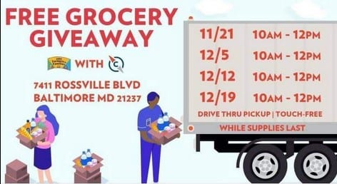 Central Christian Grocery Giveaway