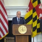 Governor Hogan COVID Update 20201201