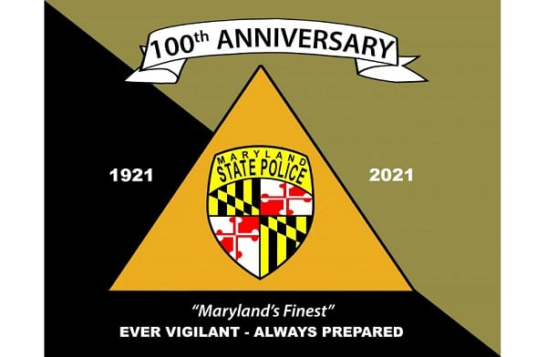 Maryland State Police 100th Anniversary