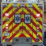Baltimore County Fire Department Ambulance Crash Accident 600x421