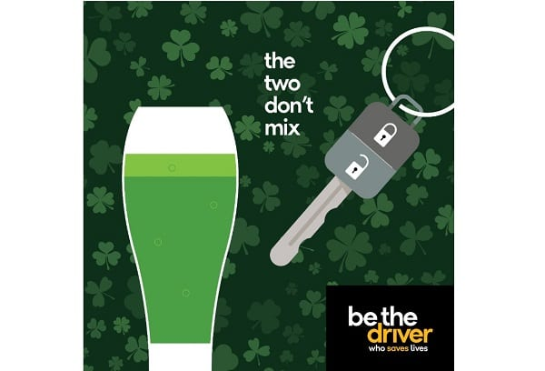 MDOT St Patricks Day Impaired Driving