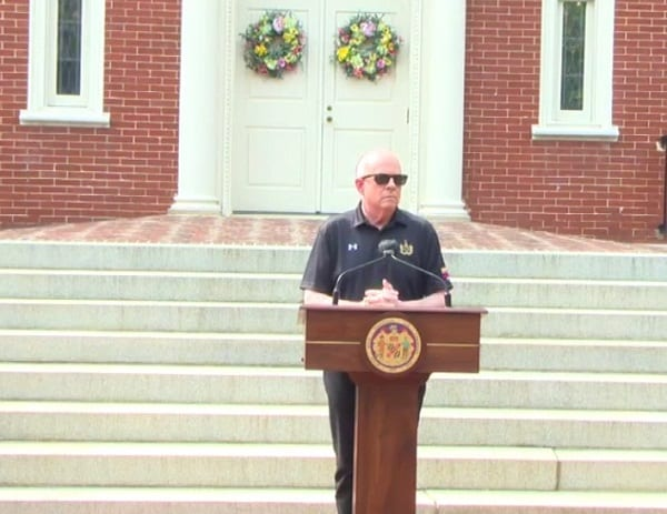 Governor Larry Hogan Update 20210428