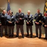 BCoPD Parkville Officer of the Year 2019 2020