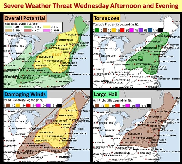 NWS Maryland Severe Weather 20210526