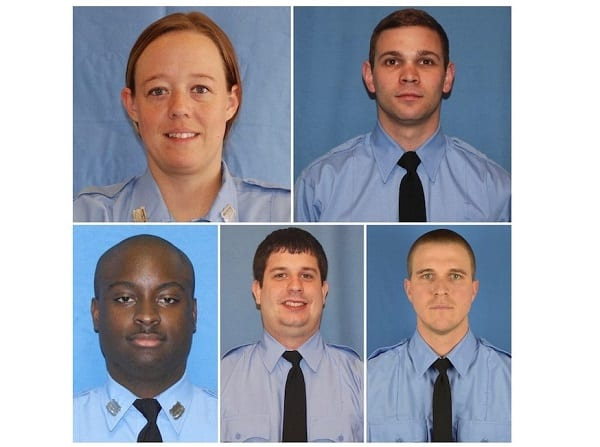 Baltimore County Fire Department Promotions 20210603