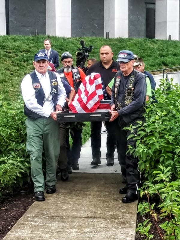 Maryland 9-11 Rolling Memorial Ceremony 20210612a